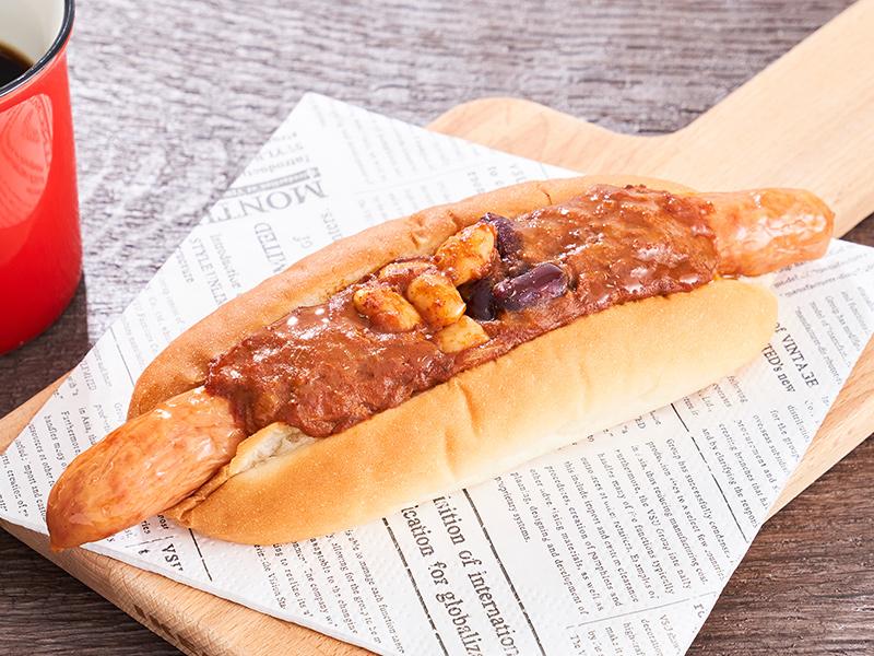 ドッグ ローソン ホット 肉汁がにじみ出る、ローソンのホットドッグ「GOOODOG!」
