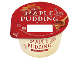 MAPLE PUDDING