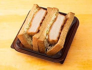 ブランの三元豚厚切りロースカツサンド(関東限定)