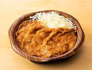 豚ロース生姜焼丼