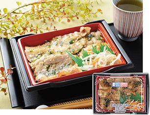 ねぎ塩豚カルビ弁当~氷温®熟成豚肉使用~