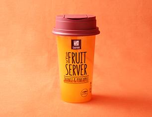 NL フルーツサーバー オレンジ&パイナップル 300g