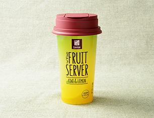 NL フルーツサーバー キウイ&レモン 300g