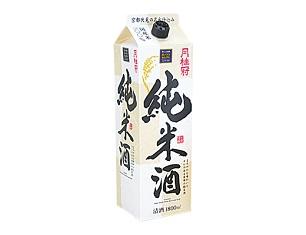 純米酒パック 1800ml