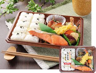 新潟コシヒカリ 熟成紅鮭彩り幕の内