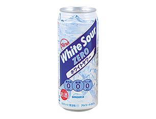 サンガリア 糖類0ホワイトサワー 500ml【ローソン限定】