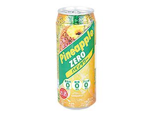 サンガリア 糖類ゼロパインサワー 500ml【ローソン・ポプラ限定商品】