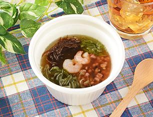 国産海藻と五穀のとろ~りスープ