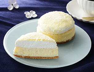 ダブルチーズケーキ3号