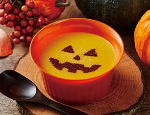 石川県産味平かぼちゃの濃厚プリン