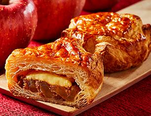国産ふじりんごのカスタードパイ