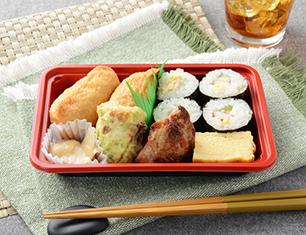 寿司&おかずセット