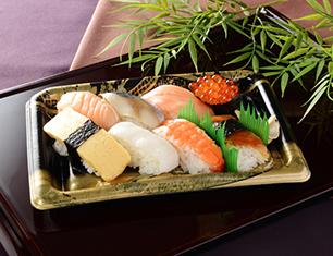 にぎり寿司8カン