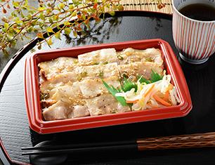 ねぎ塩豚カルビ弁当(麦飯) ~氷温®熟成豚肉使用~