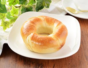 ふわふわベーグル(ブルーベリー&チーズクリーム)