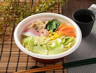 トナリ監修 味噌タンメン