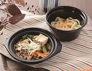 鍋から〆まで楽シメる! 牛すき鍋(うどん)