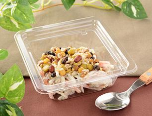 根菜と雑穀のサラダ 生姜風味