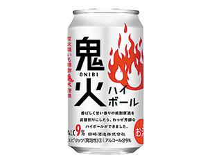 鬼火ハイボール 350ml 【ローソン限定商品】
