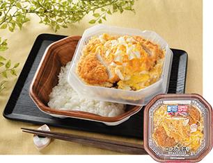 ロースかつ丼~氷温®熟成豚肉使用~