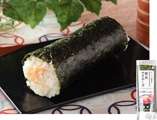 手巻寿司 明太マヨネーズ