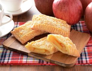 ごろごろりんごのアップルパイ
