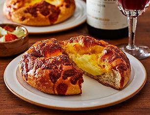 マチノパン チーズ!チーズブール