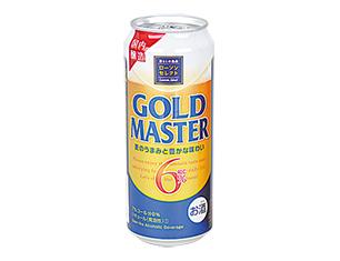 ローソンセレクト ゴールドマスター 500ml