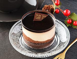 レモン&バーベナ香るチョコレートケーキ