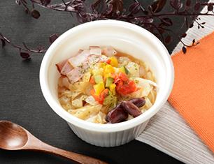 8種野菜と豆のミネストローネ