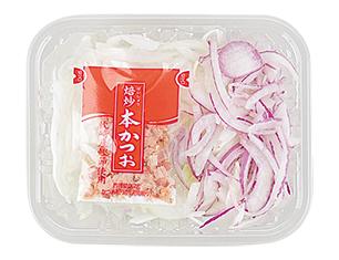 玉ねぎサラダ