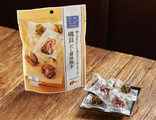 磯貝だし醤油焼き 40g
