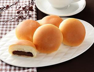 ミニチョコクリームパン 5個入