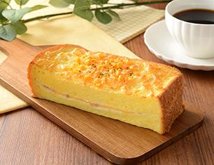厚切りフレンチトースト~4種のチーズ使用~