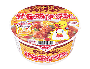 日清食品 チキンラーメンどんぶり からあげクン味【ローソン限定商品】
