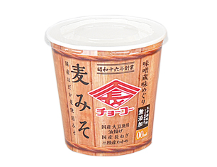 旭松食品 味噌蔵味めぐり 麦みそ【ローソン先行商品】