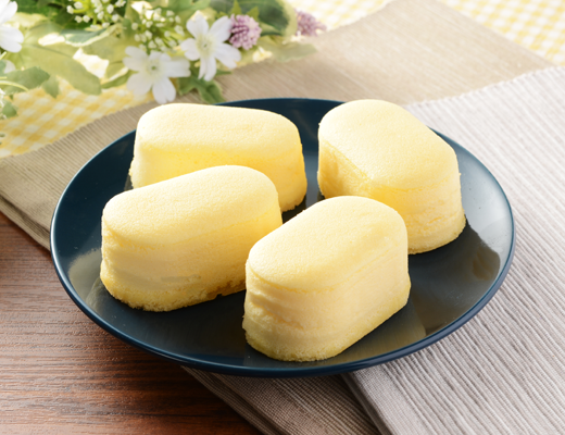 半熟チーズスフレ 4個入