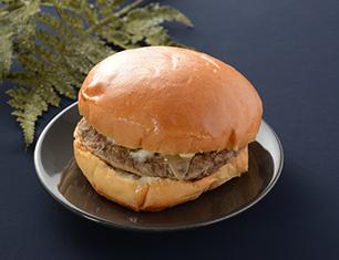 プレミアムバーガー マッシュルーム&チーズ