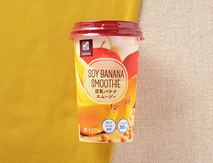 NL 豆乳バナナスムージー 200g