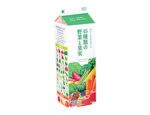 45種類の野菜と果実 1000ml