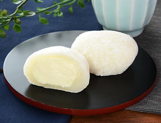 クリームチーズ大福(kiriクリームチーズ使用)