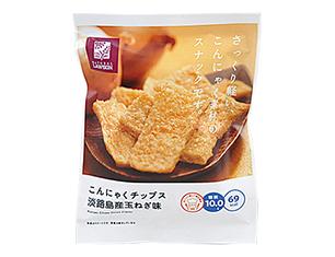 こんにゃくチップス 淡路島産玉ねぎ味