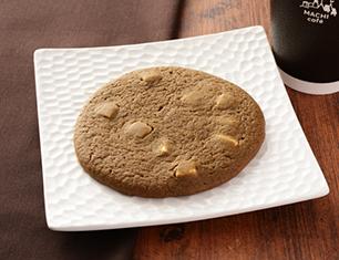 ほうじ茶とホワイトチョコのソフトクッキー