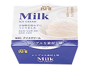 成城石井 ミルクアイス 140ml
