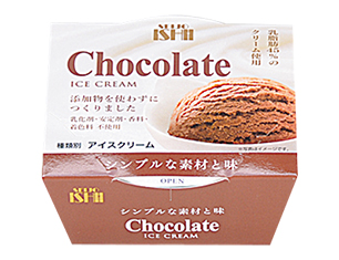 成城石井 チョコレートアイス 140ml