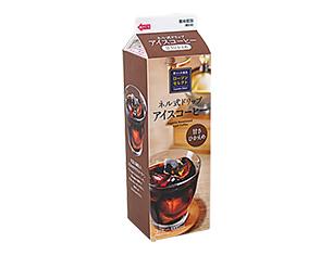 アイスコーヒー甘さひかえめ 1000ml