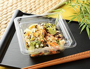 10種具材の和サラダ