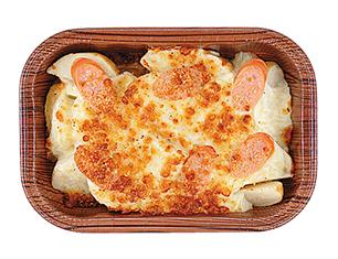 北海道産じゃがいものチーズ焼