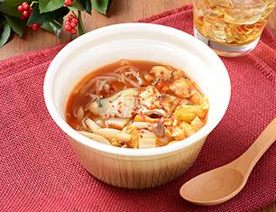 海鮮チゲスープ