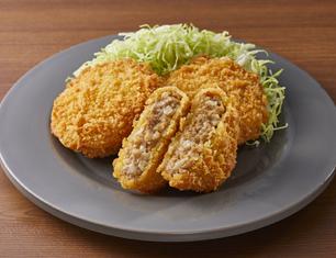 おかずメンチ(北海道産玉ねぎの牛肉メンチカツ)